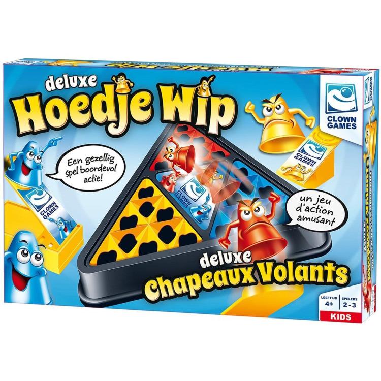 Image of Clown Hoedjewip Deluxe
