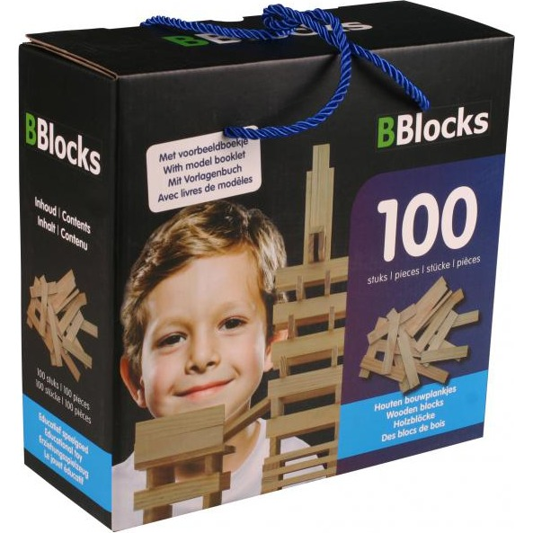 Image of Bblocks: 100 stuks in doos