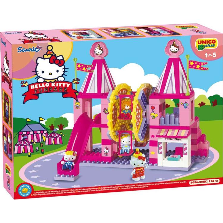 Androni Unico Plus Hello Kitty pretpark, 114dlg.
