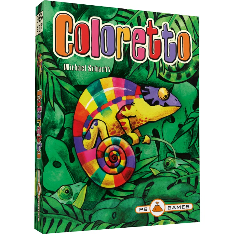Image of Coloretto