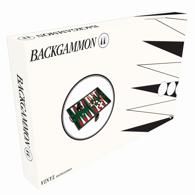 Image of Backgammon Vinyl Large