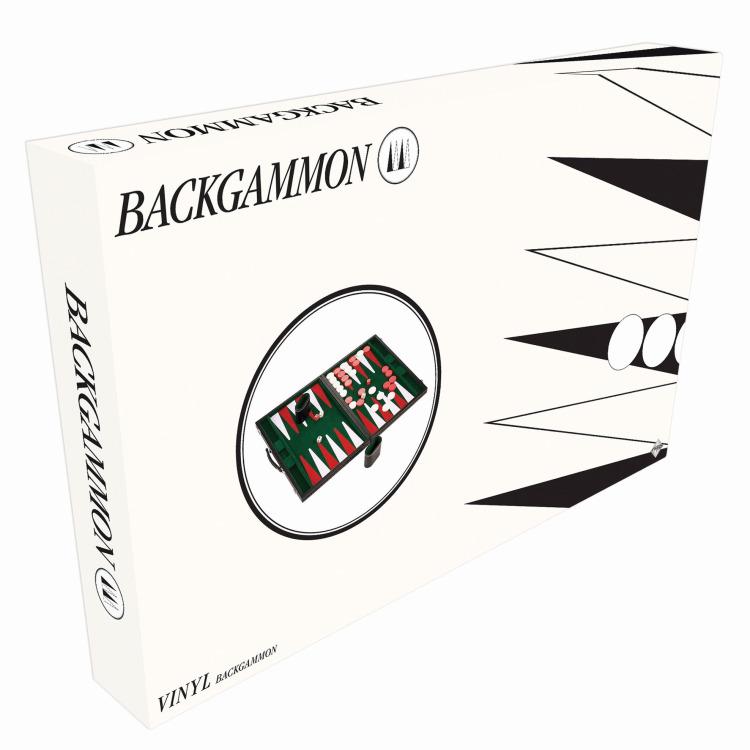 Image of Backgammon Vinyl Large