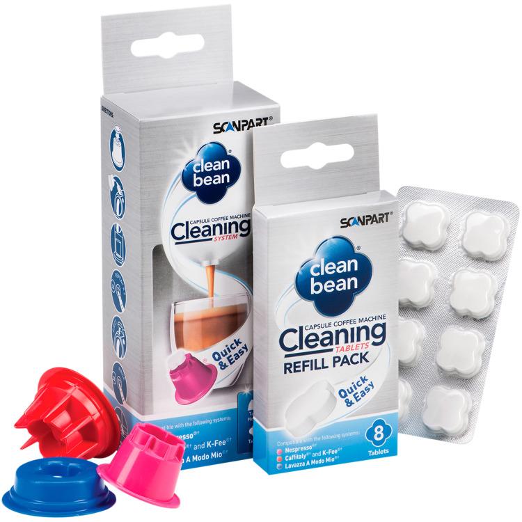 Clean Bean Reinigingsset