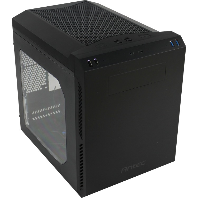 Image of Antec Case P50 Window Tower Mini ITX / Micro ATX