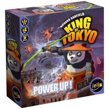 Image of King of Tokyo - Power Up uitbreiding