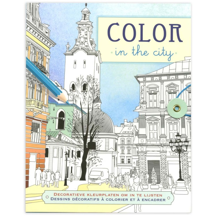 Image of Color In The City