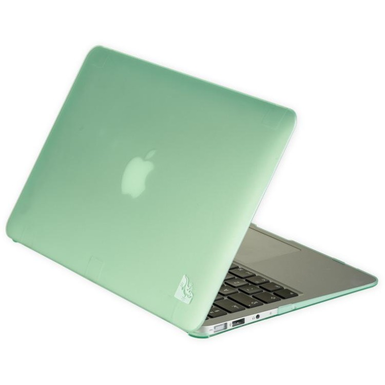 Gecko Covers 'Clip On' hoes voor MacBook Air 11 inch - Groen