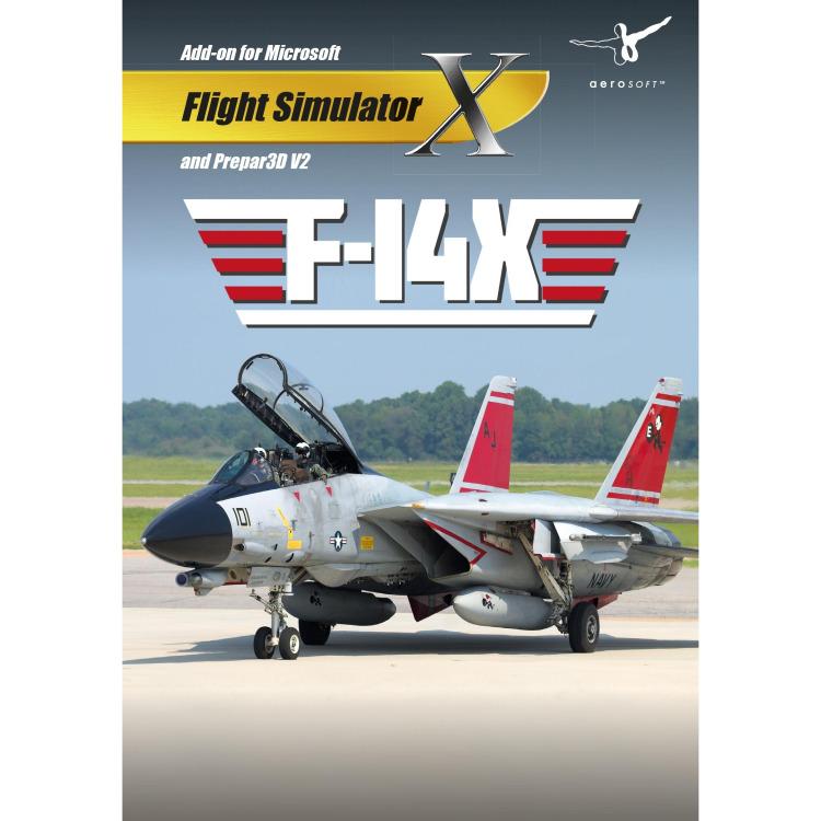 Image of Aerosoft F-14 X PC
