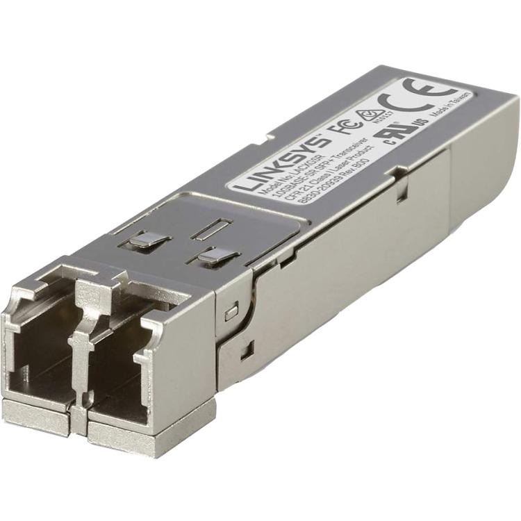 Image of 10GBASE-SR SFP+-zender/ontvanger voor bedrijven