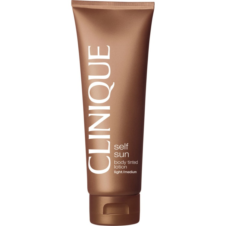 Clinique Self Tan Body Tinted Lotion Light-Medium 125 ml