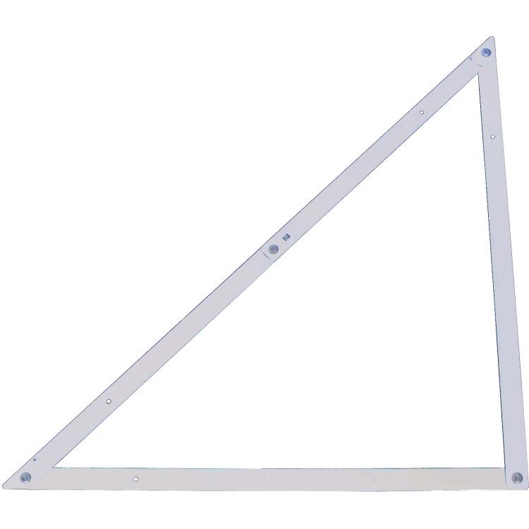 STANLEY opvouwbare bouwhaak aluminium (145013)