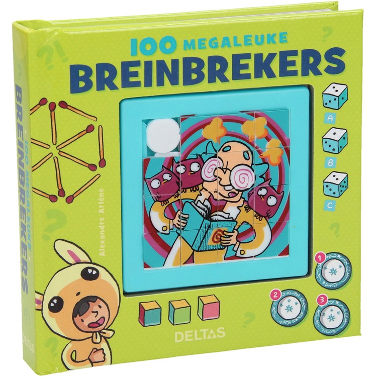 Image of 100 Megaleuke Breinbrekers
