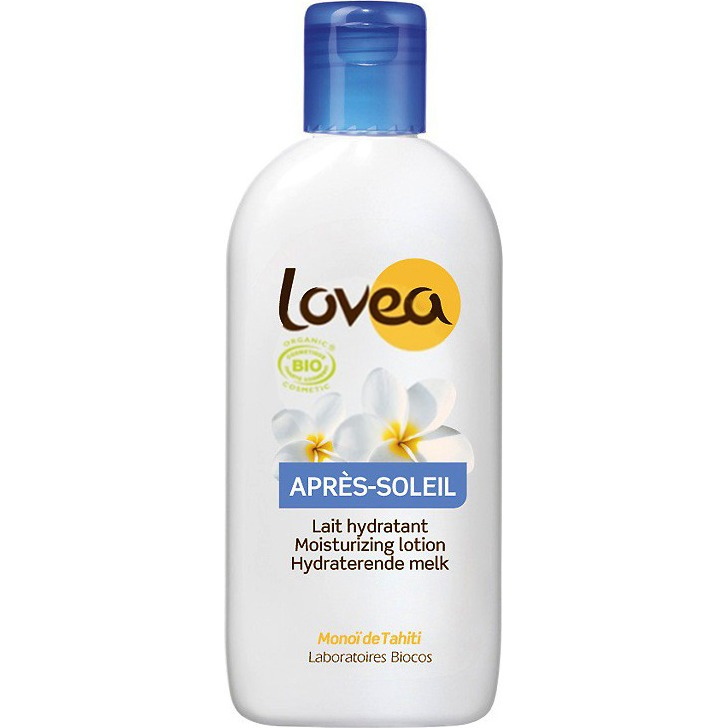 Lovea Bio After Sun Milk 125ml