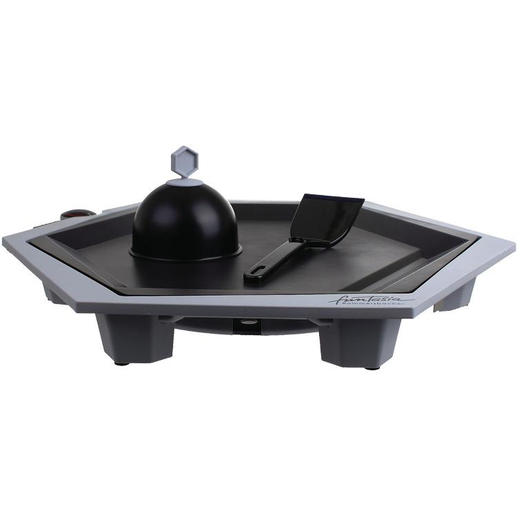 Tepan-grill Fg 2204-se Gy-bk