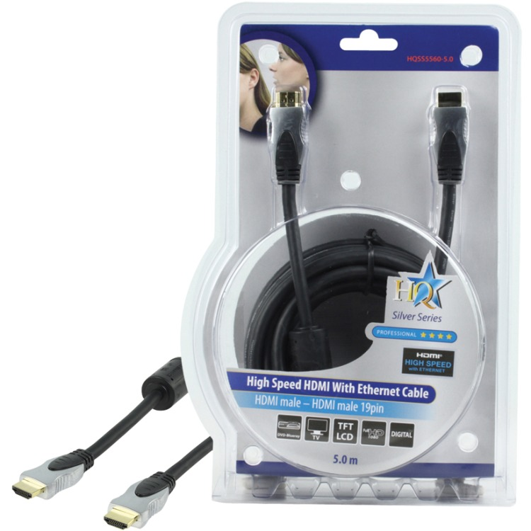 HQ 5.0m HDMI 1.4 M/M