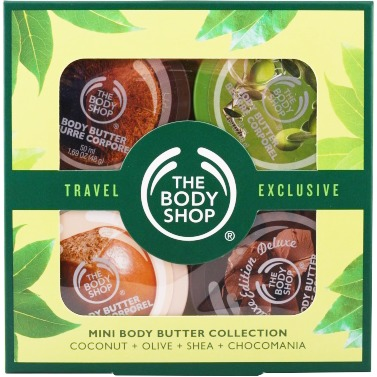 Image of Mini Body Butter Collection Geschen