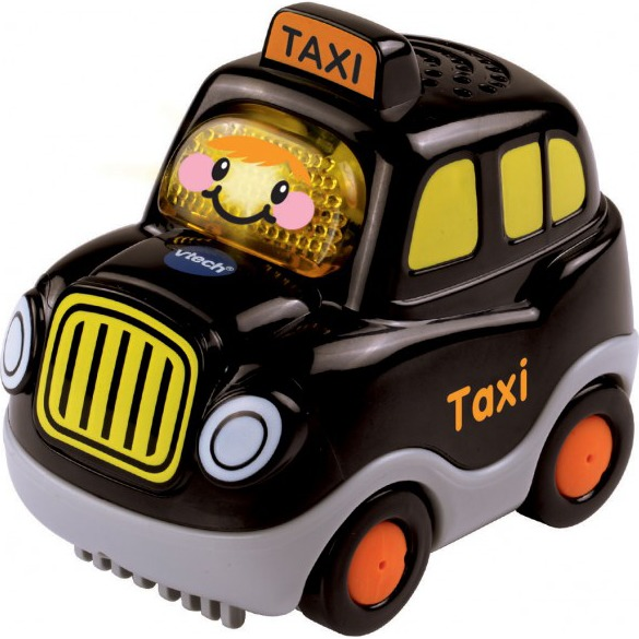 Toet toet auto Vtech: Thijs Taxi 12+ mnd -