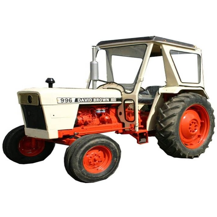 Image of David Brown 996 Tractor Britains