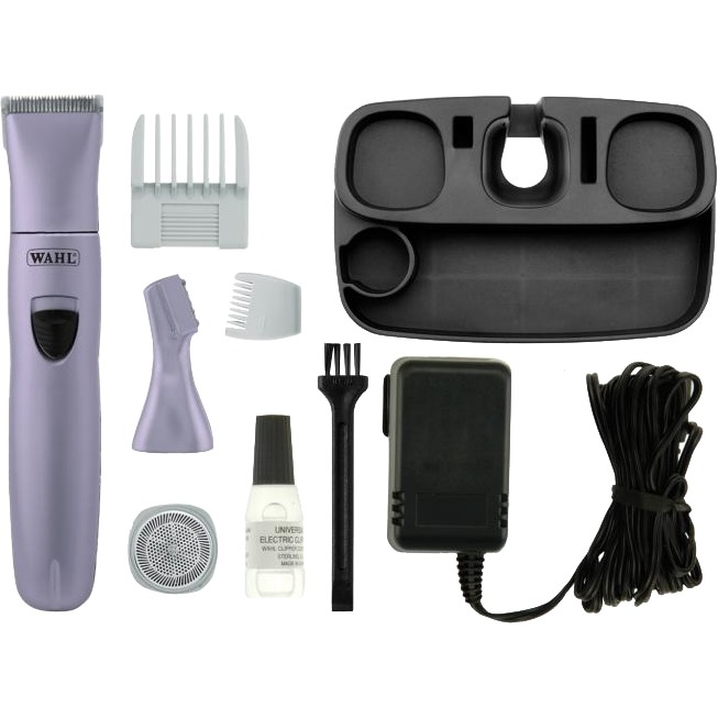 Wahl Ladyshave Delicate Definitions Body Kit WA9865-116
