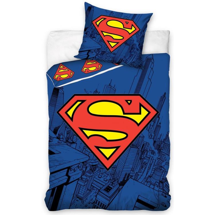 Image of Dekbedovertrek Superman - 140x200 cm