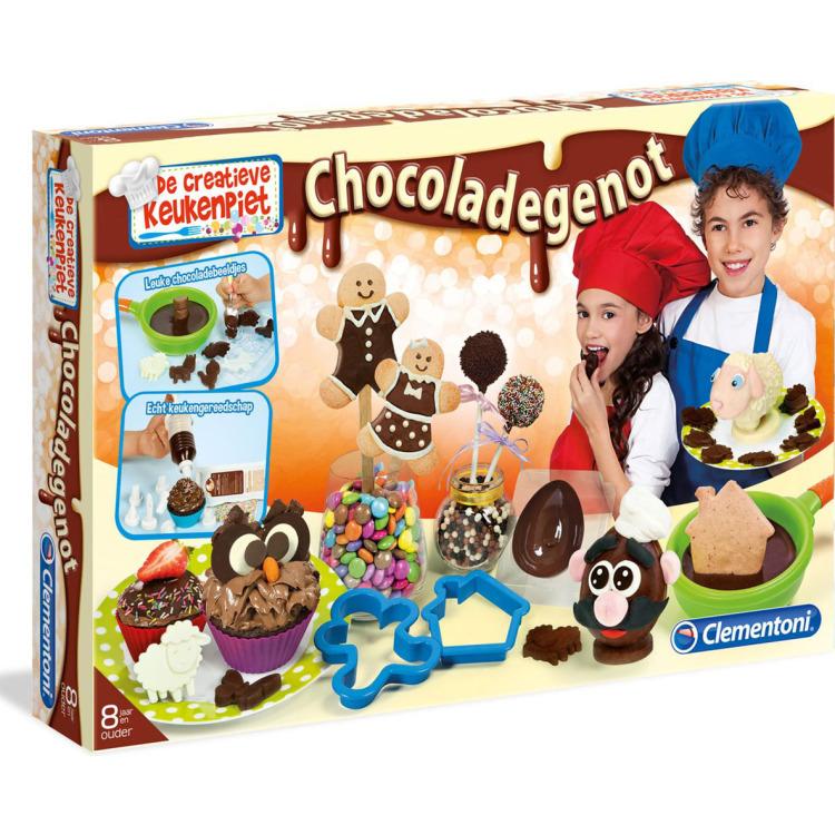 Image of Keukenpiet Chocoladegenot
