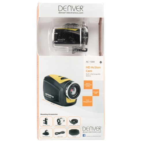 Denver AC-1300 HD Action Camera