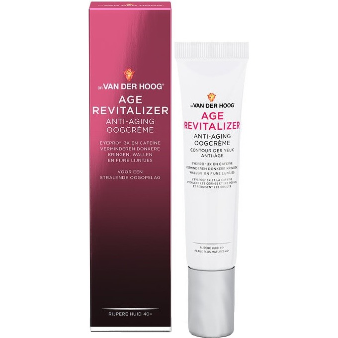 Image of Age Revitalizer Oogcreme, 15 Ml