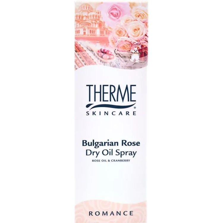 Image of Bulgarian Rose Dry Oil Spray, 125 Ml