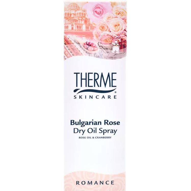 Image of Bulgarian Rose Dry Oil Spray, 125 Ml