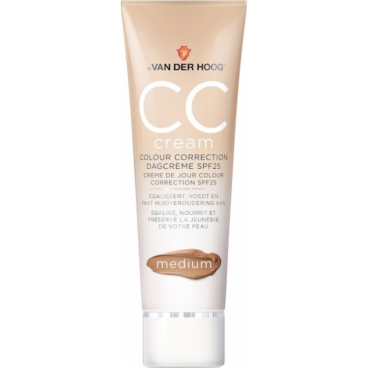 Image of CC Cream SPF 25 Medium, 50 Ml