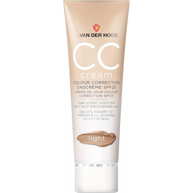 Image of CC Cream SPF 25 Light, 50 Ml