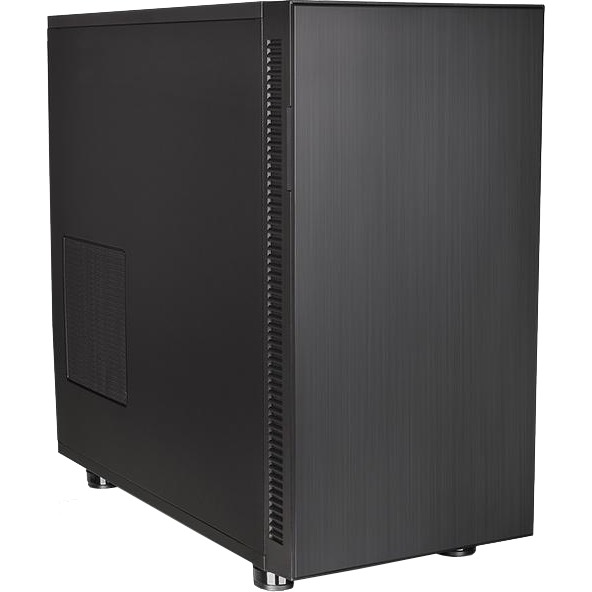 Thermaltake Geh Thermaltake Suppressor F31 Midi Tower o.venster zwart retail (CA-1E3-00M1NN-00)