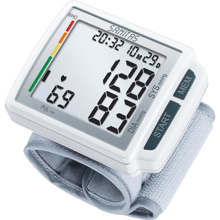Image of Beurer Sanitas SBC 41 Wrist blood pressure monitor