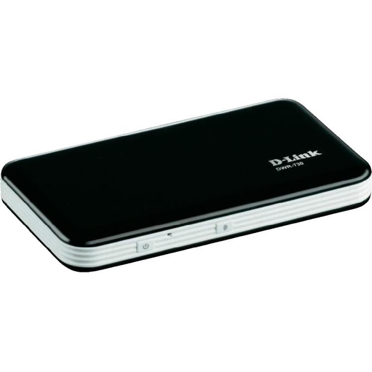 D-Link DWR-730 Portable HSPA+ 21Mbps Router