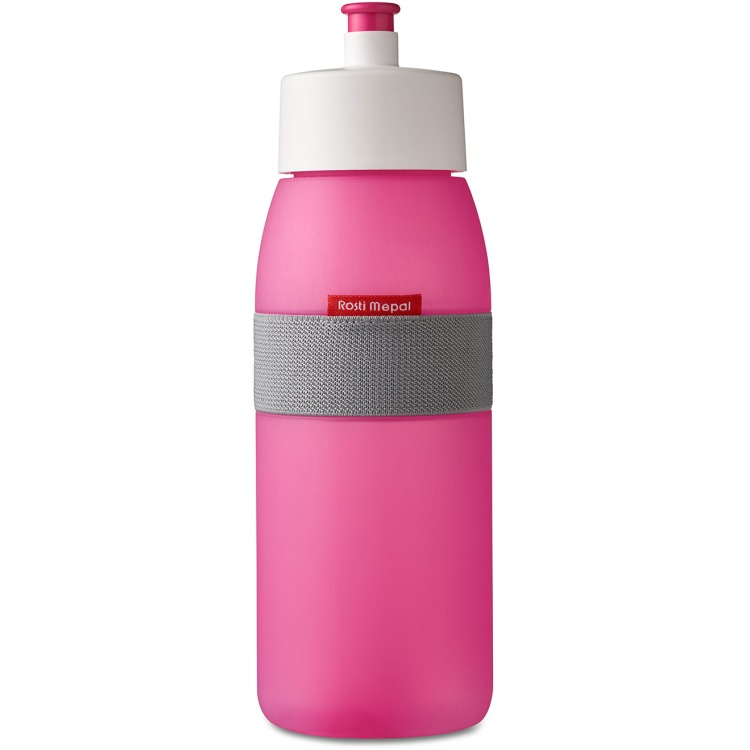 Image of Sportbidon Ellipse - Pink, 500 Ml