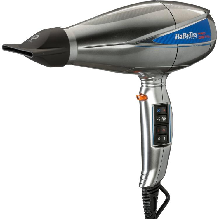 BaByliss Haardroger 6000E Pro Digital, Föhn
