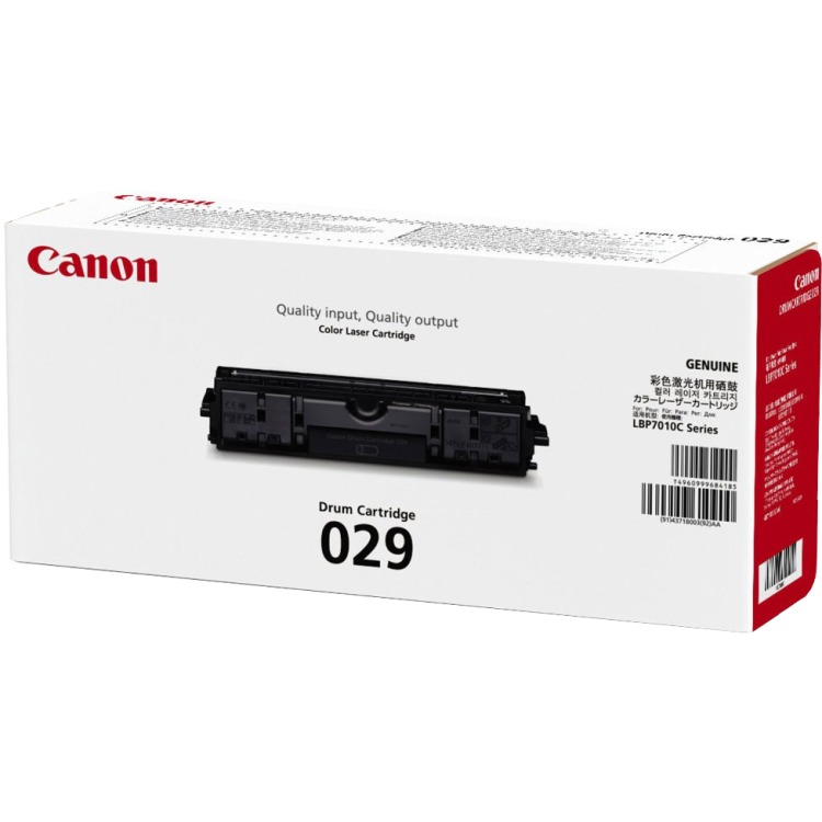 Canon 029 - Drum Cartridge / Zwart
