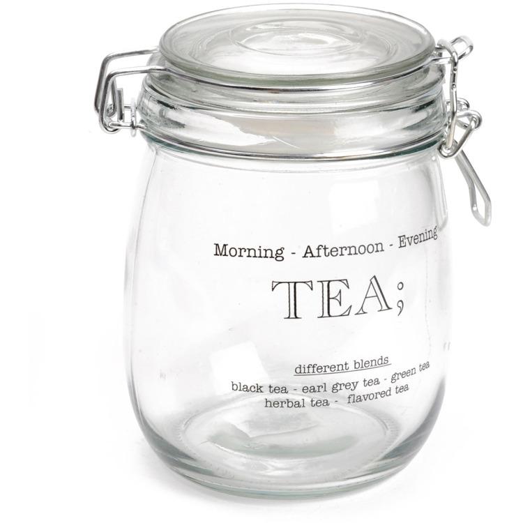 Kersten Voorraadpot - Tea
