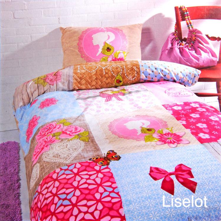 Image of Dekbedovertrek Liselot 140x200cm