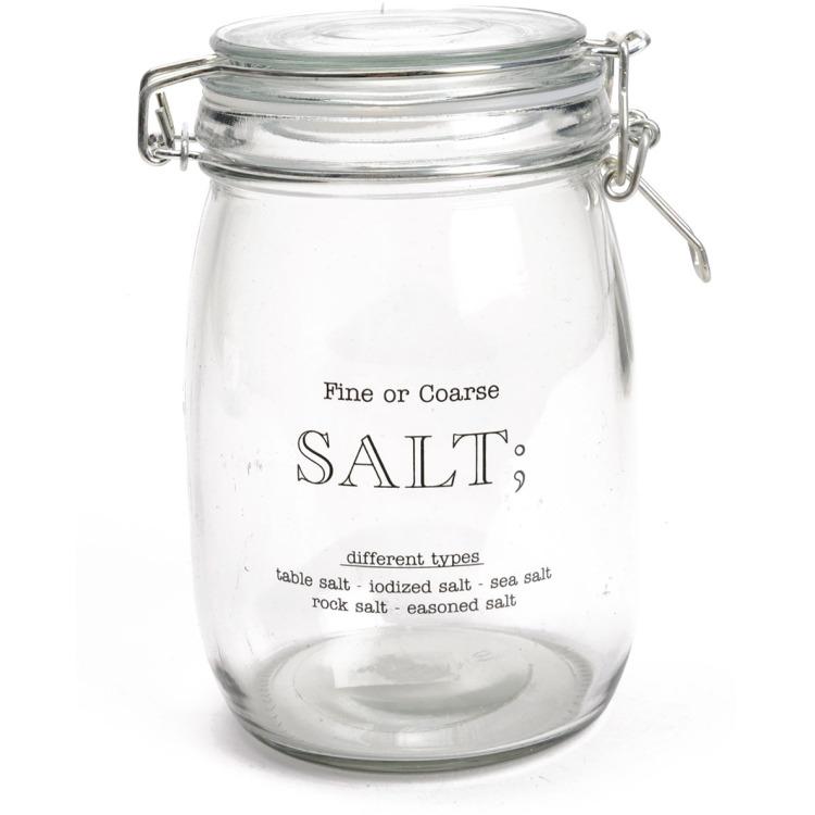 Kersten Voorraadpot - Salt