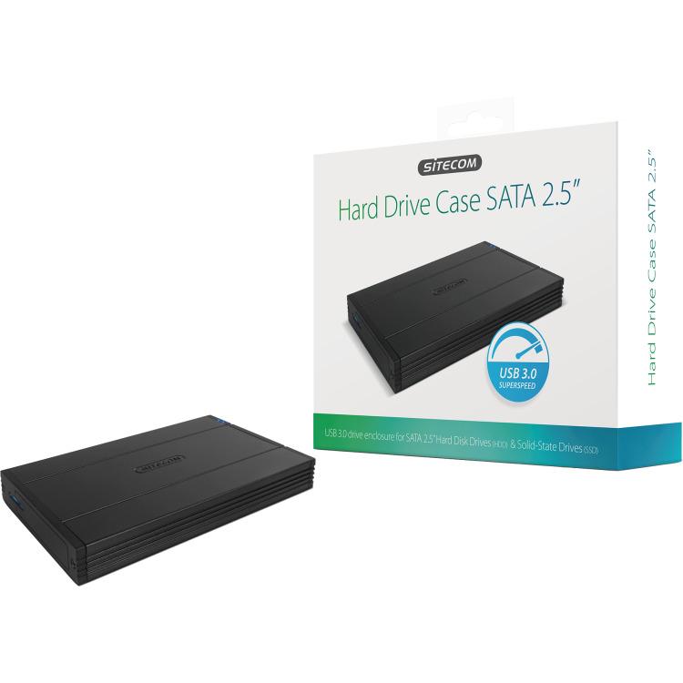 Harddrive Case SATA 2,5 USB3.0