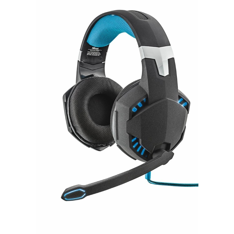 Image of Bass Vibration Headset 7.1 GXT363