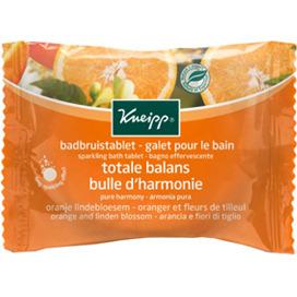 Image of Badbruistablet Oranje Lindebloesem, 80 G