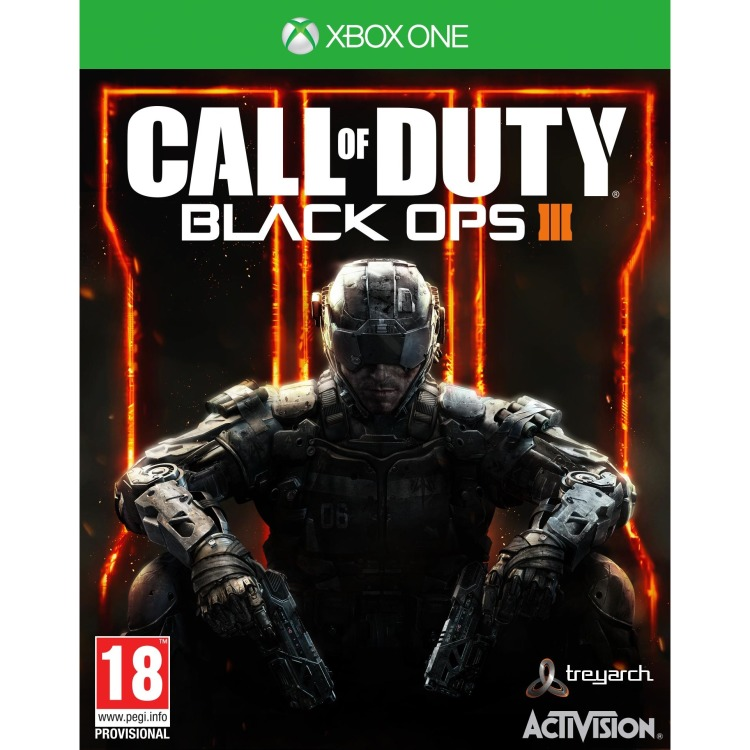 Image of Activision Call of Duty: Black Ops 3, Xbox One
