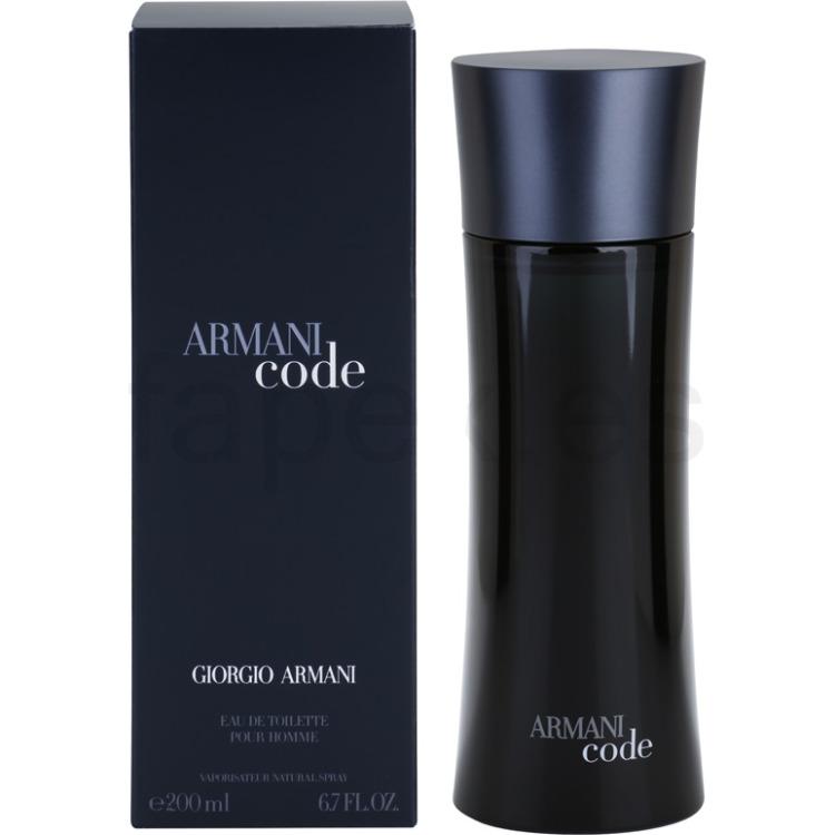 Image of Armani - Code Eau de toilette - 200ml