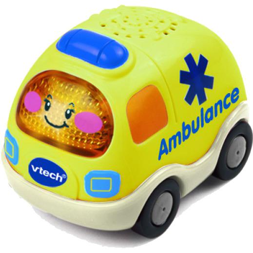 Vtech Toet toet auto - Ans Ambulance
