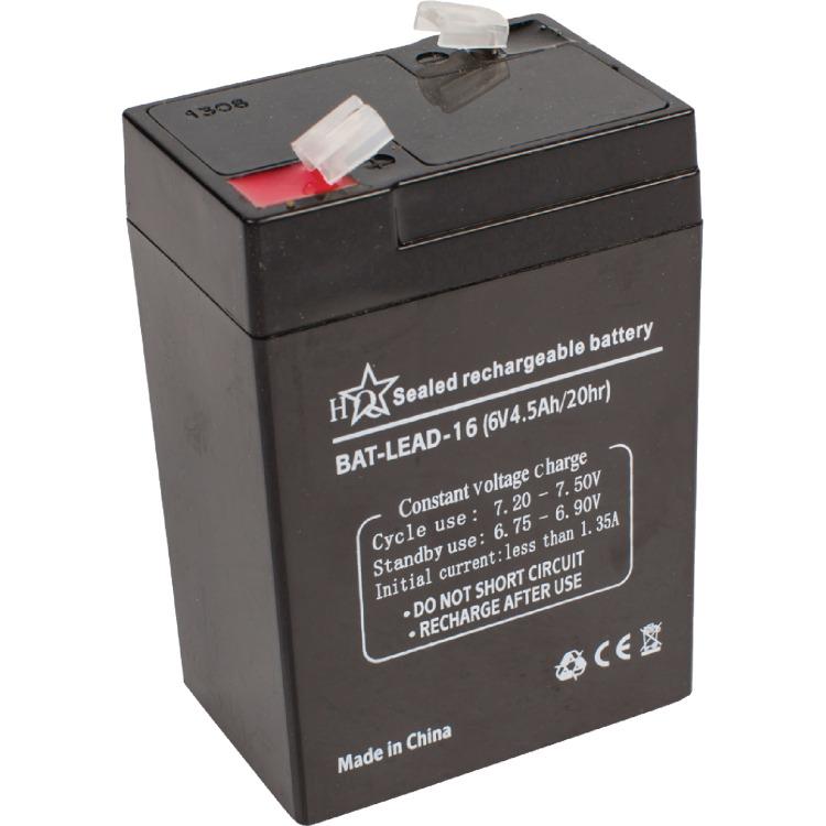 HQ BAT-LEAD-16 oplaadbare batterij/accu