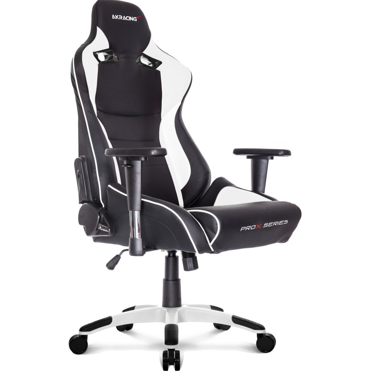 AK Racing AKRACING, ProX Gaming Chair (Wit) (AK-PROX-WT)