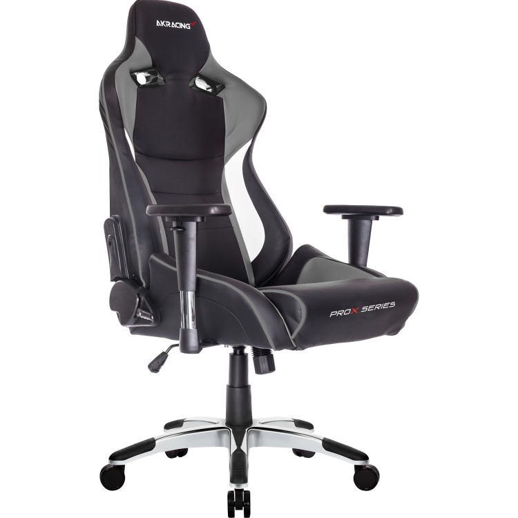 AK Racing AKRACING, ProX Gaming Chair (Grijs) (AK-PROX-GY)