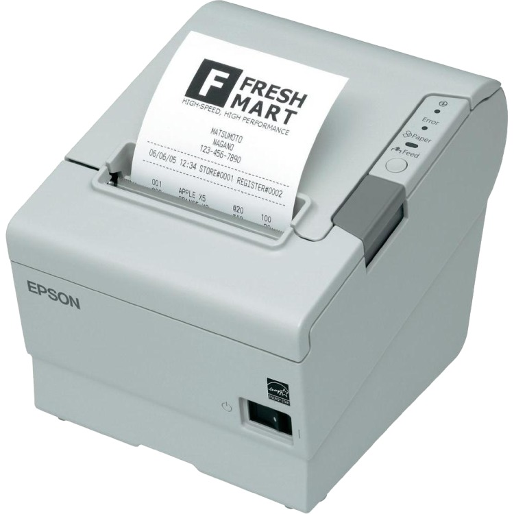 Epson TM-T88V(238): Ethernet, PS, EDG, Buzzer, EU